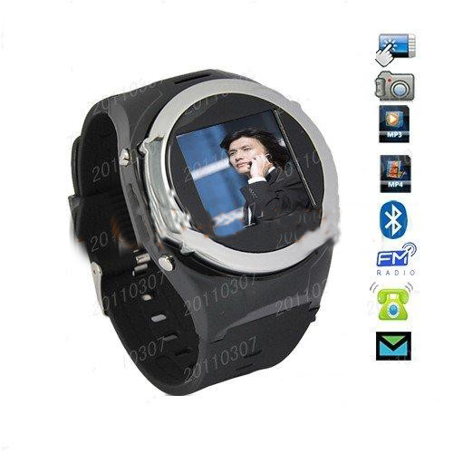 Spy Watch Mobile Phone