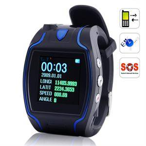 Spy Gps Tracker Watch Mobile