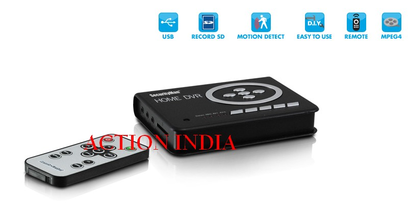 Spy Home Dvr For Hidden Camera