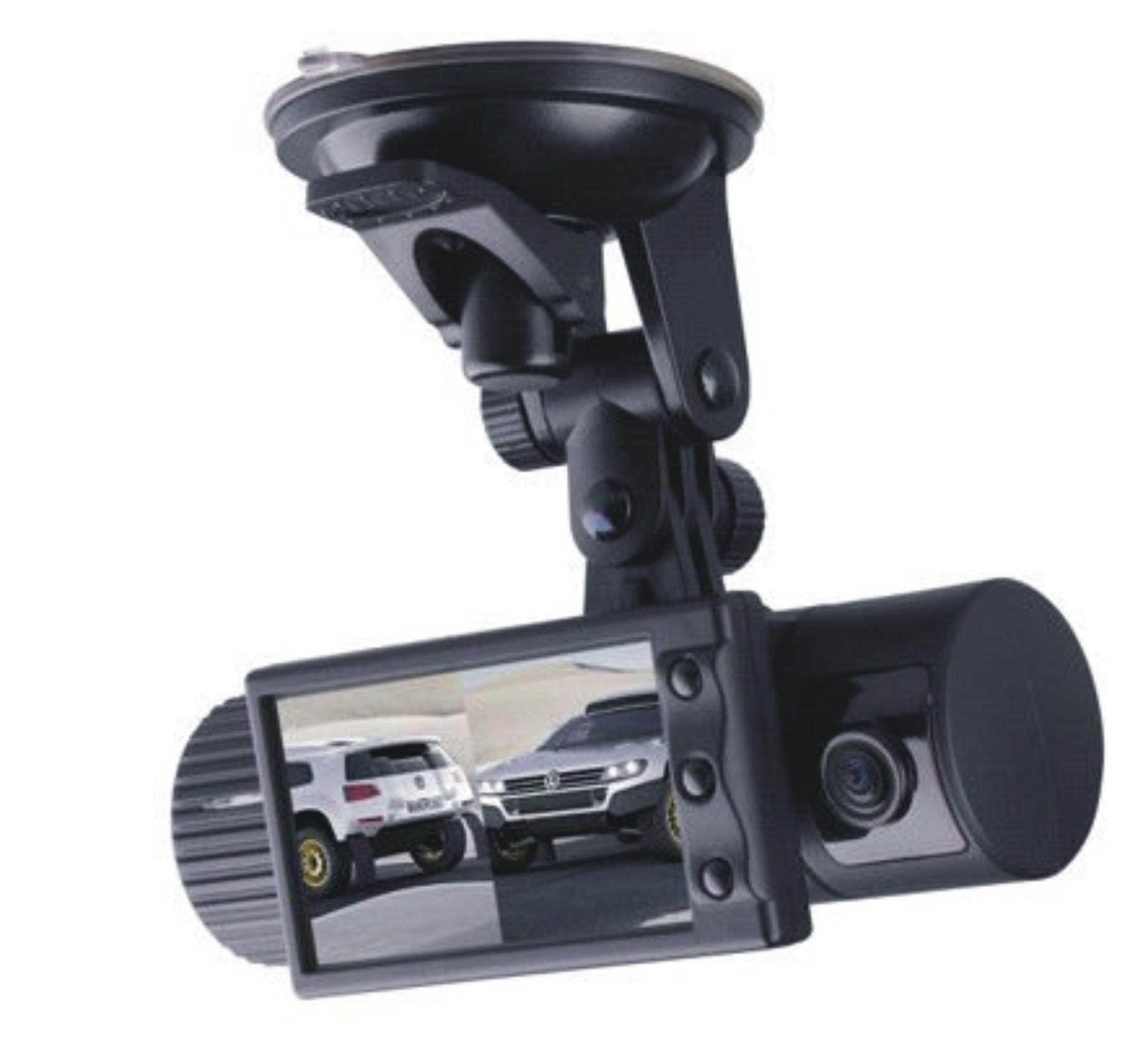 Buy Online Cheap Price Dual Lens Dashboard Camera in Mumbai