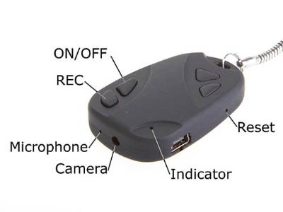 Spy Keychain Camera in Mumbai