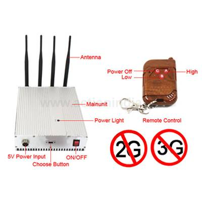 Spy High Power Mobile Jammer in Mumbai