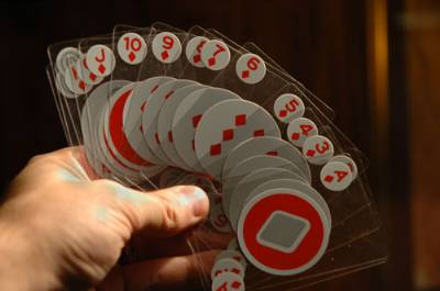 Invisible Playing Card in Mumbai