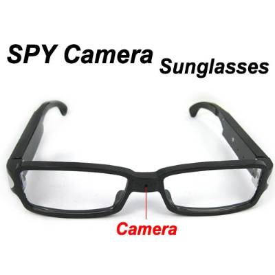 Spy Camcorder Glasses Hidden in Mumbai