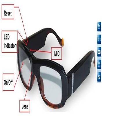 Spy Camera Glasses in Mumbai