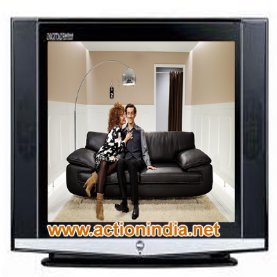 Spy Camera In 14 Inches Colour T.V