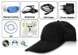 Spy Cap Camera Vibration Alert in Mumbai