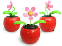 Spy Flower Pot Camera