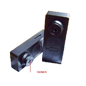 Spy High Definition Button Camera