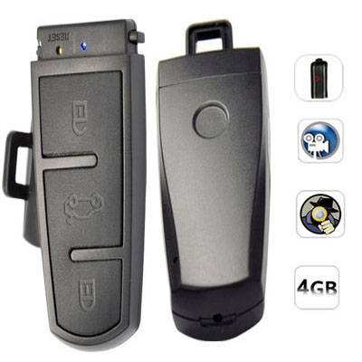 Spy Keychain Camera With Password Protection in Mumbai