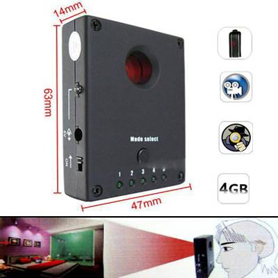 Spy Mini Hidden Camera Finder in Mumbai
