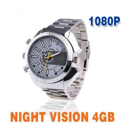 Spy Night Vision Watch Camera in Mumbai