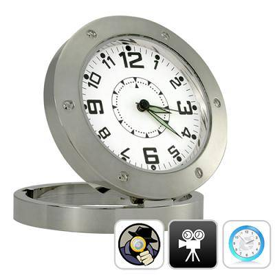 Spy Table Clock Camera in Mumbai