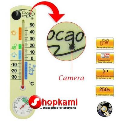 Spy Thermometer Hidden Camera in Mumbai