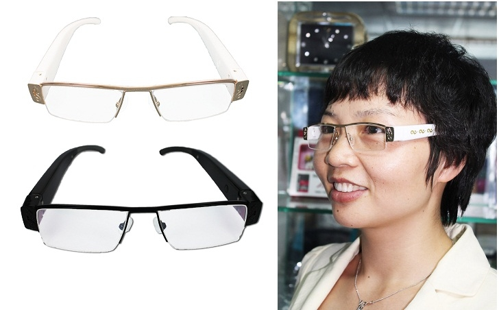 SPY ULTRA THIN NEW MODEL GLASSES CAMERA