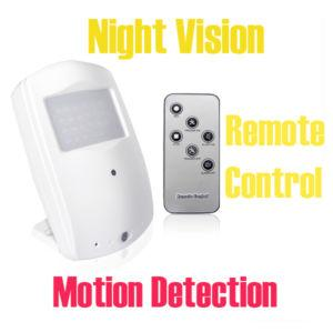 Spy Motion Activated Camera
