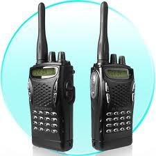 WAY WALKIE TALKIE