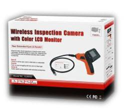 Spy Wireless Inspection Camera