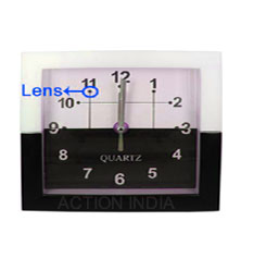 Spy Wall Clock Camera 4gb