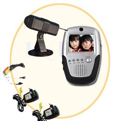 Spy Wireless Camera With Baby Monitor