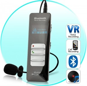 Spy Voice Activated Recorder