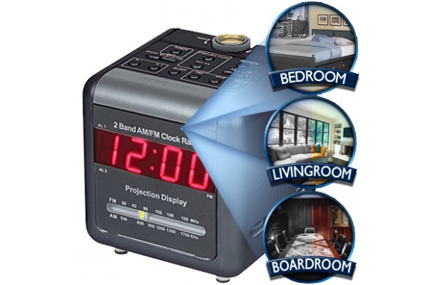 Spy Projection Clock camera in Mumbai India