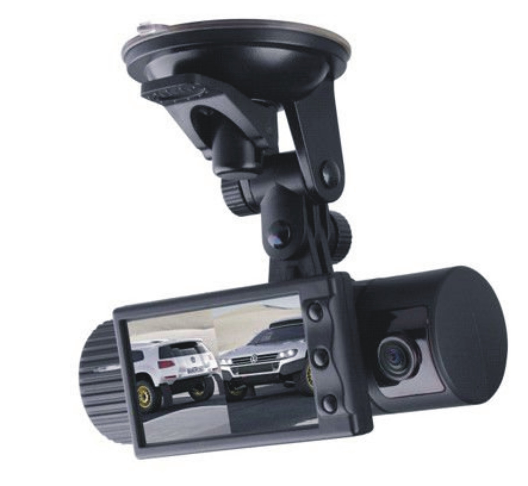 GPS Car DVR Dash Camera
