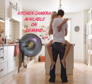 Spy Camera Only For Kitchen